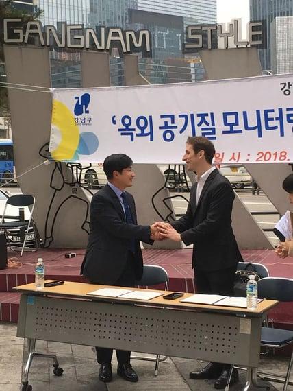 Gangnam-partnership