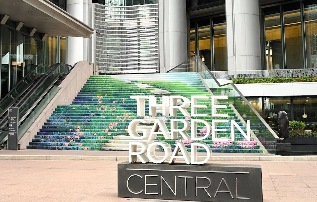 three garden road