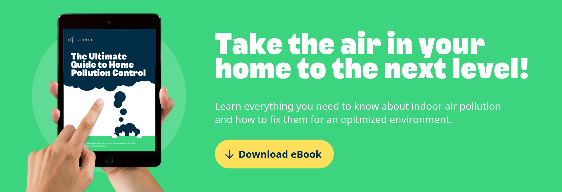 Free eBook: The Ultimate Guide to Home Pollution-control